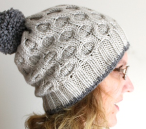 hat with holes